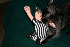 Weston and the Ref